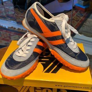 """Gola """"Race Runner"""" retro running sneakers."""